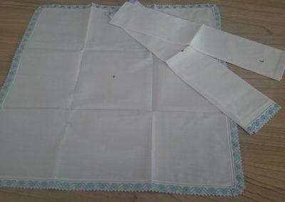 Kalichové prádielko