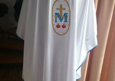 Ornát Mariánsky 2 zadný diel